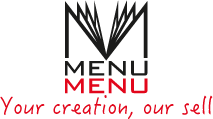 menu-menu - Your creation, our sell